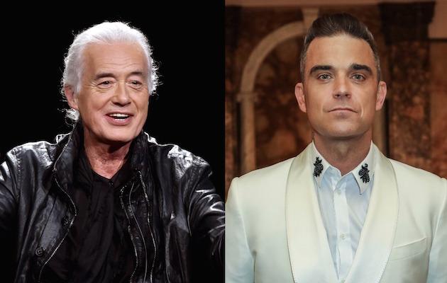 L'intervista di Robbie Williams a Radio Deejay sta facendo il giro del mondo