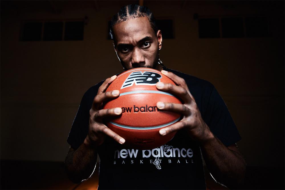 NEW BALANCE E NBA ANNUNCIANO UN ACCORDO GLOBALE PLURIENNALE