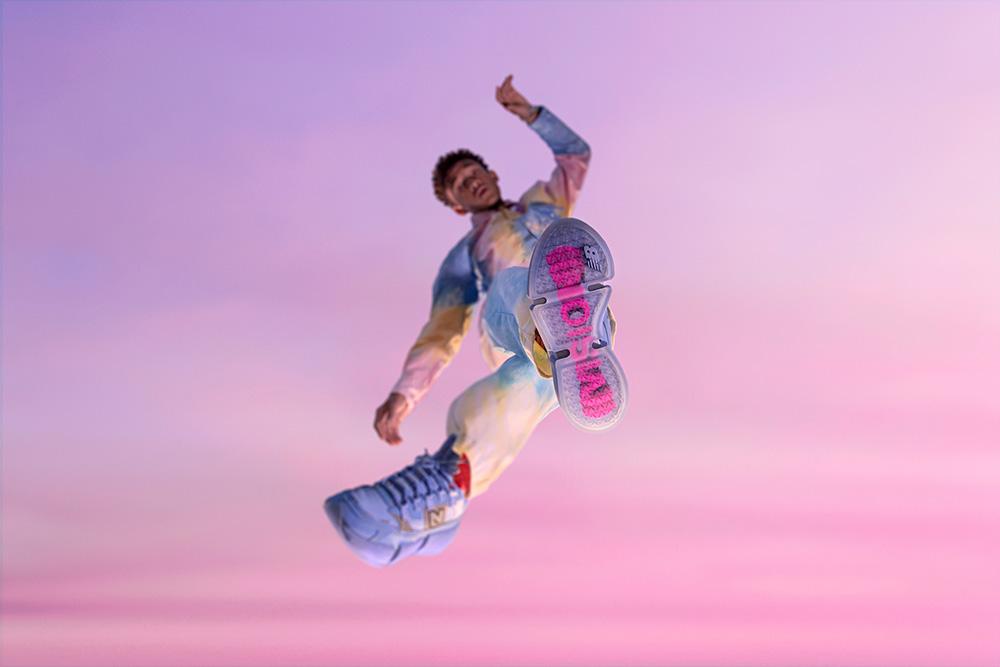 NEW BALANCE & JADEN SMITH | www.thesportswear.it