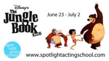 The Junglebook Kids