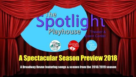 A Spectacular Season Preview Logo