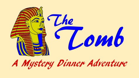 THE TOMB – A MYSTERY DINNER ADVENTURE Logo