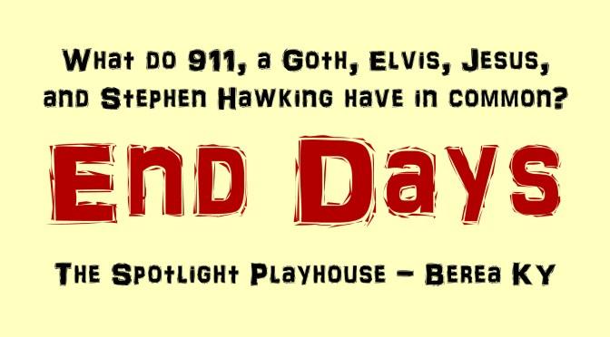 End Days (Jan:25-Feb:2)