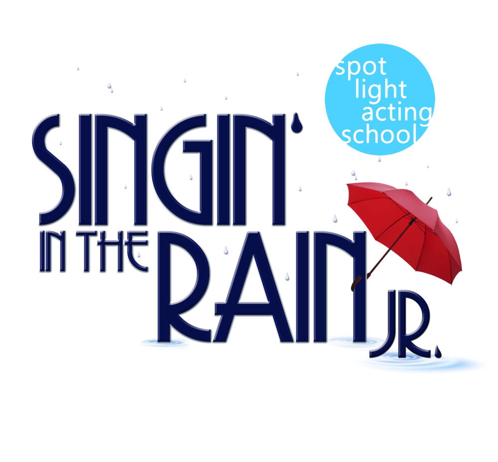 Singin' in the Rain JR. (May 31 – June 2)