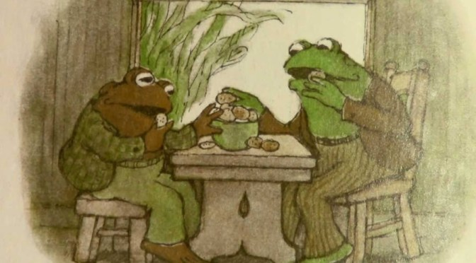 Frog and Toad Theater for Young Audiences (Aug 30-31)