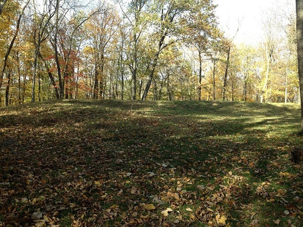 An Effigy Mounds National Monument