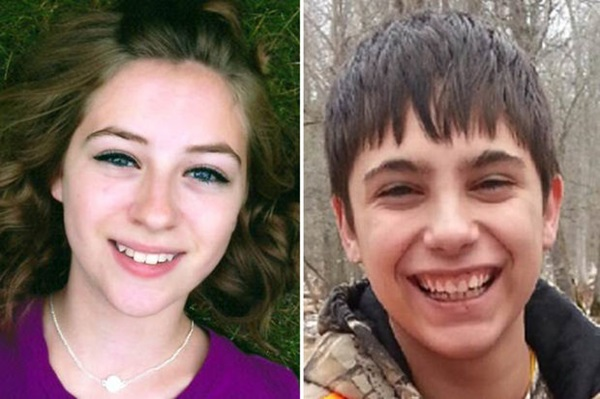 Christian Roe And Olivia Kean Found
