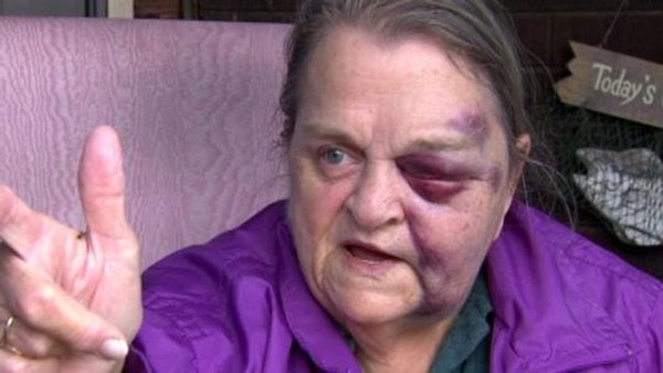 Indiana granny fights off carjackers
