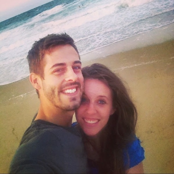 Jill Duggar Honeymoon