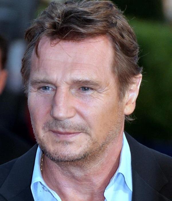 Liam Neeson Bono