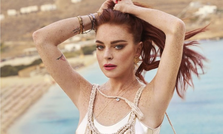 'Lindsay Lohan's Beach Club' Cancelled By MTV - Actress Is ...