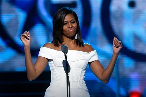Michelle Obama Zac Posen