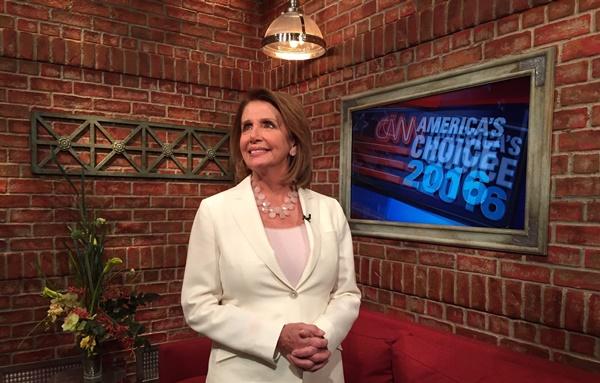 Nancy Pelosi marijuana legalization
