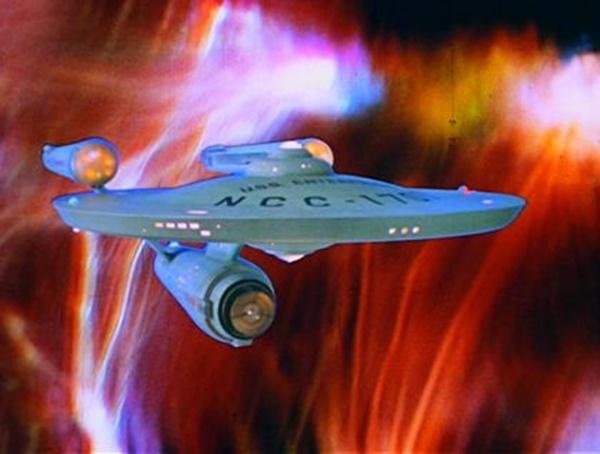Star Trek TV Reboot Entreprise