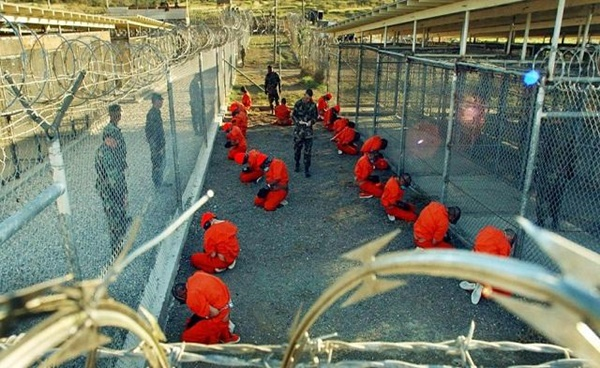 US no Guantanamo Bay return