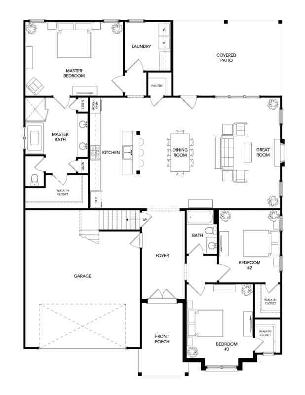 The Portsmouth Floorplan