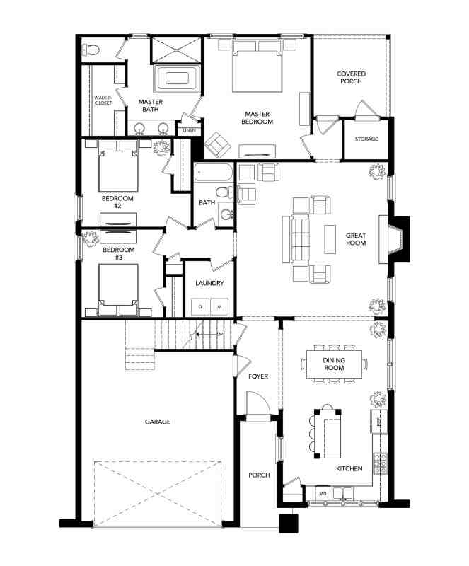 mayfield floor plan