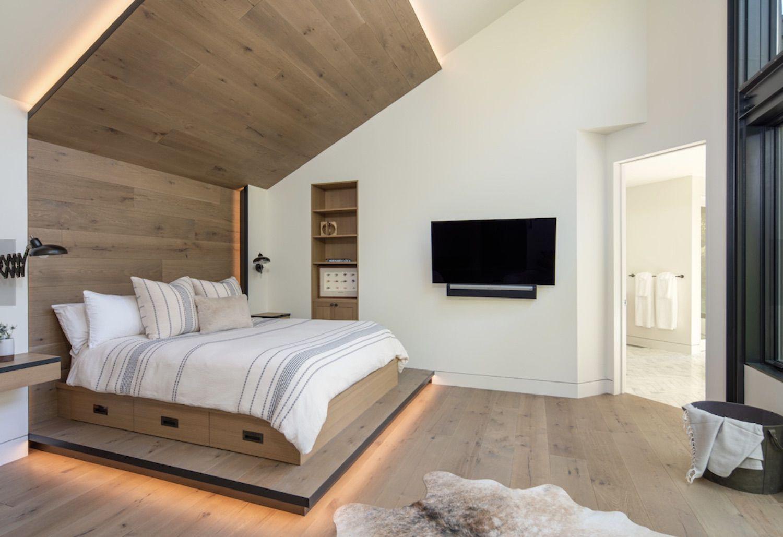 Modern Bedroom Ideas 2021