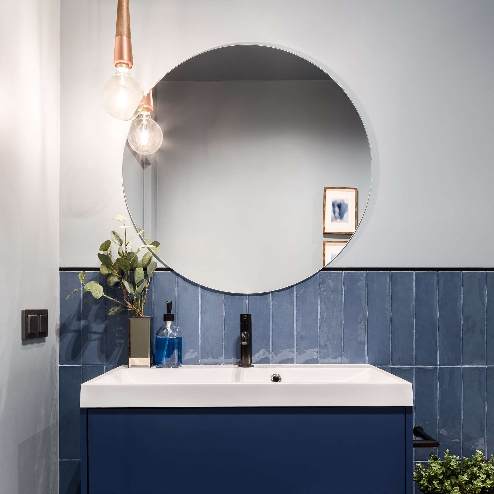 15 pretty powder room ideas