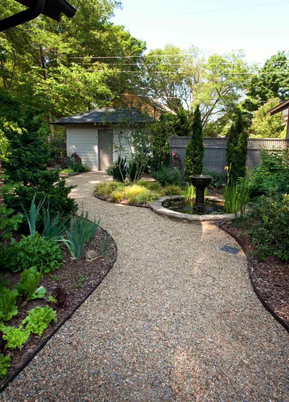 15 Inspiring Shade Garden Ideas on Shady Yard Ideas id=58164