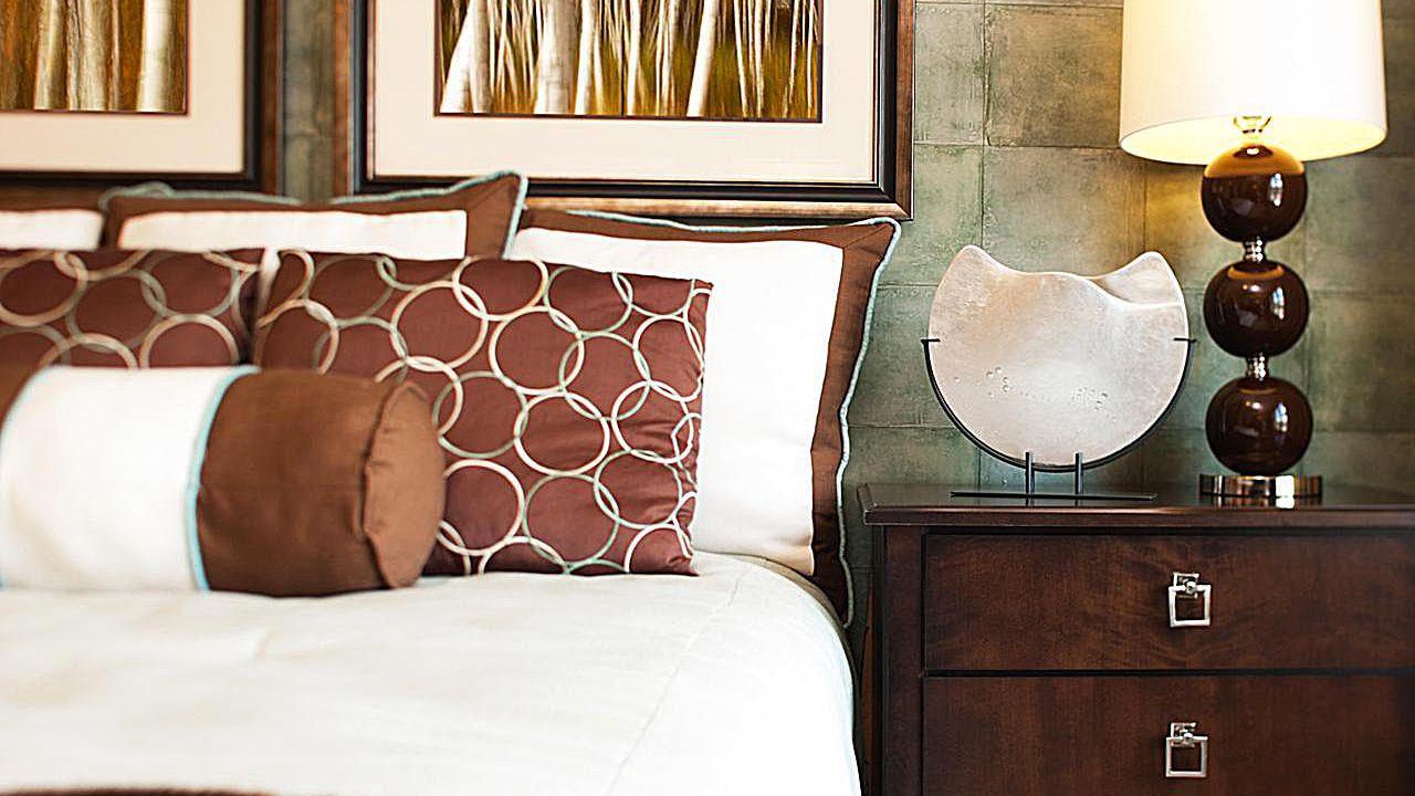 tips for brown bedroom inspiration