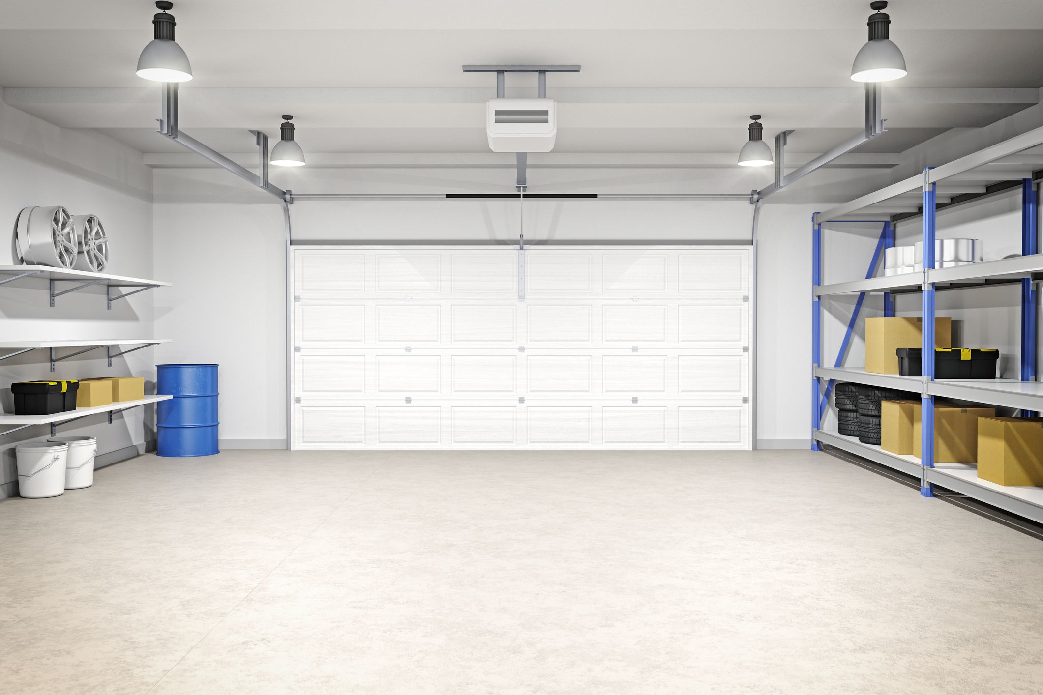 Cost Per Square Foot Of Building A Garage