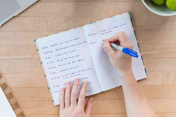 How to Create a Daily Routine That Works For You