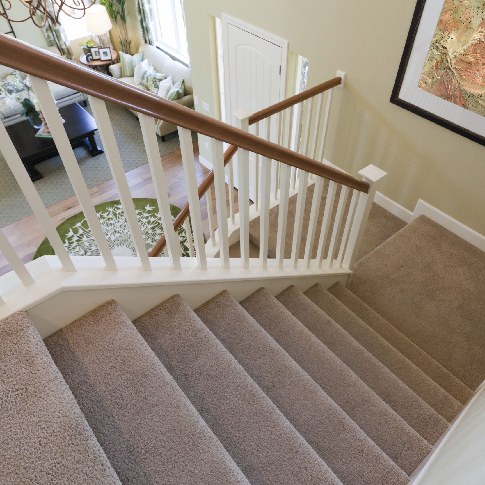 The Best Carpet For Stairs   Cost To Have Stairs Carpeted   Stair Case   Hardwood   Stair Tread   Installation   Carpet Runner