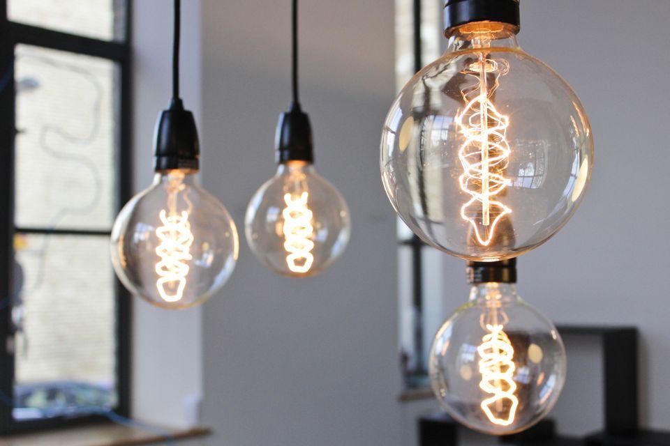 Led Light Bulbs Warm Glow