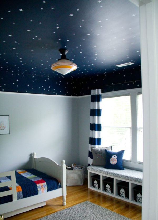 18 Space-Themed Rooms for Kids