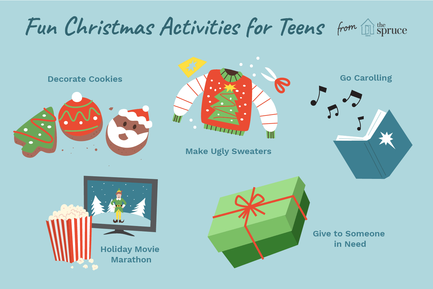 8 Fun Christmas Activities Your Teen Will Love