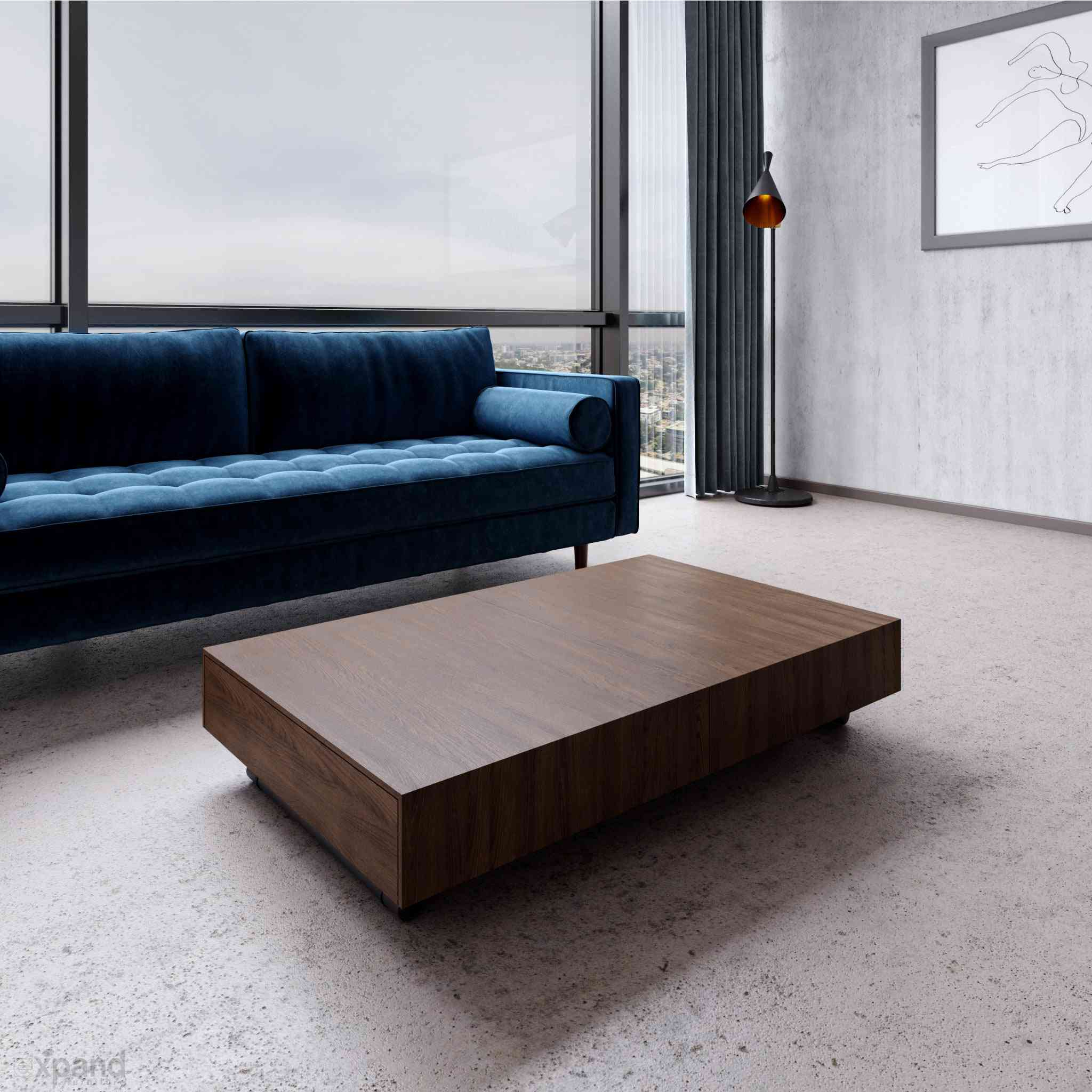 5 smart space saving tables