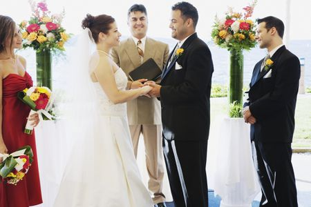 How to Choose a Friend to Officiate Your Wedding