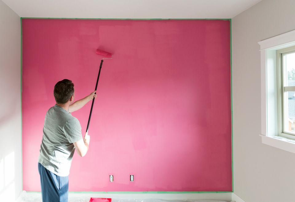 One Coat Interior Paint