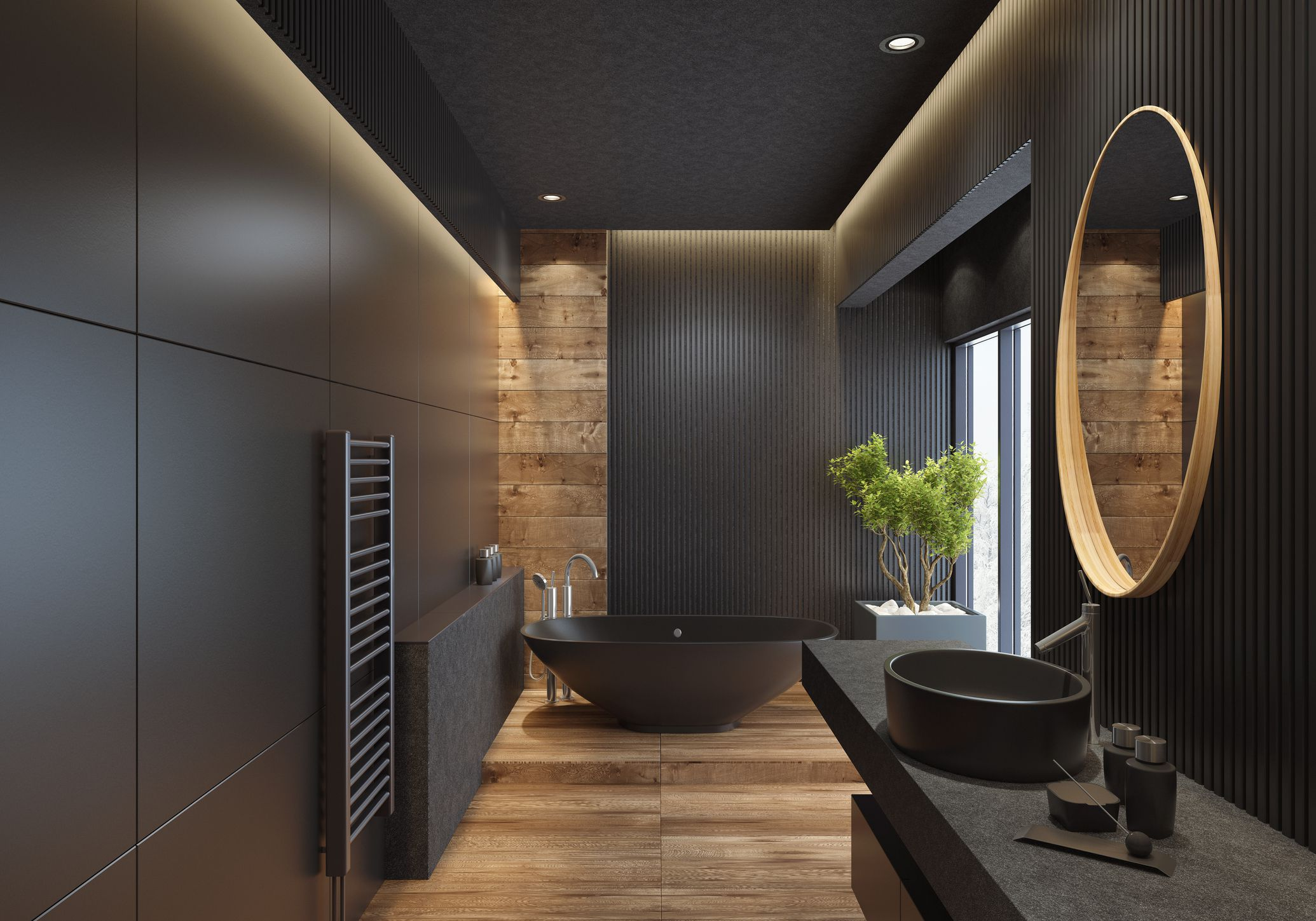 10 Scandinavian-Style Bathrooms to Inspire Your Remodel on Small:e_D8Ihxdoce= Restroom Ideas  id=50638