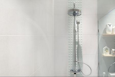 cartridge on a mixet shower faucet