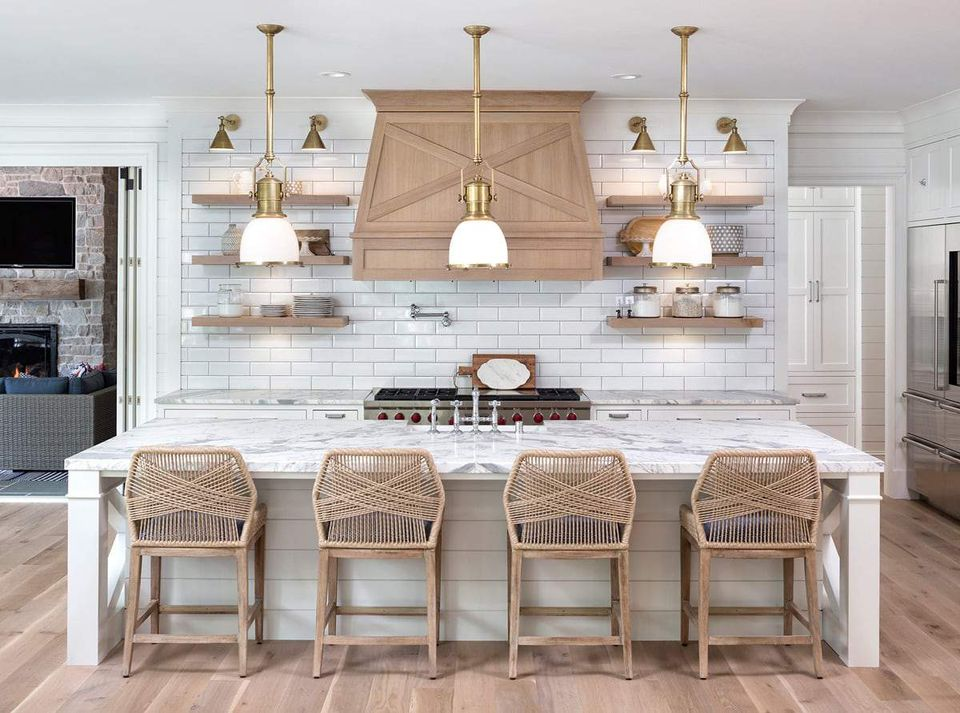 11 modern french country kitchen ideas on country farmhouse exterior paint colors 2021 id=97551