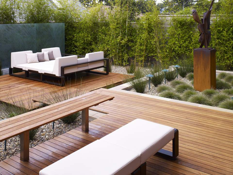 Great Outdoor Deck Design Ideas and Inspiration on Backyard Wood Patio Ideas id=98104