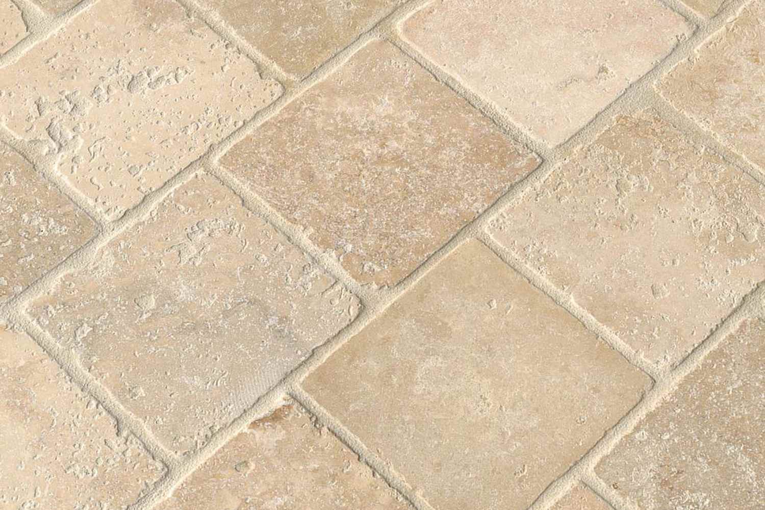 travertine tile finishes and edge