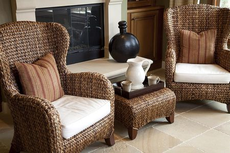 maintain wicker patio furniture