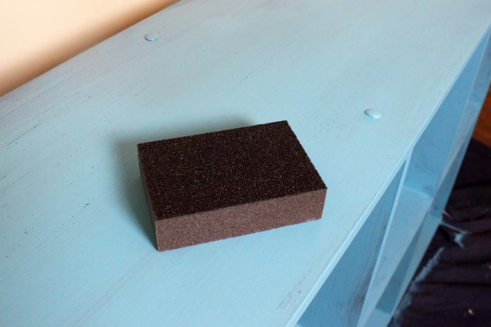 painting particle board