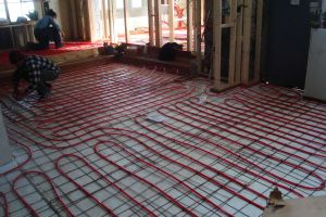 Electric Radiant Floor Heating: The Basics