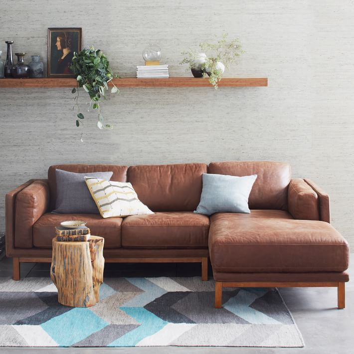the 8 best leather sofas of 2021