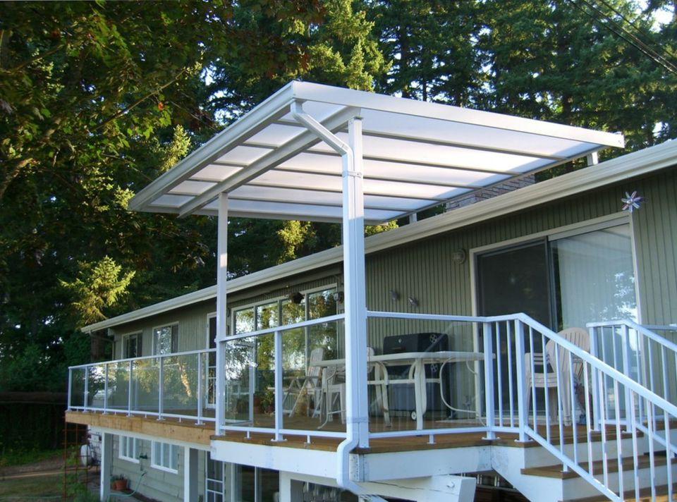 24 Covered Deck Design Ideas on Deck Over Patio Ideas id=53102
