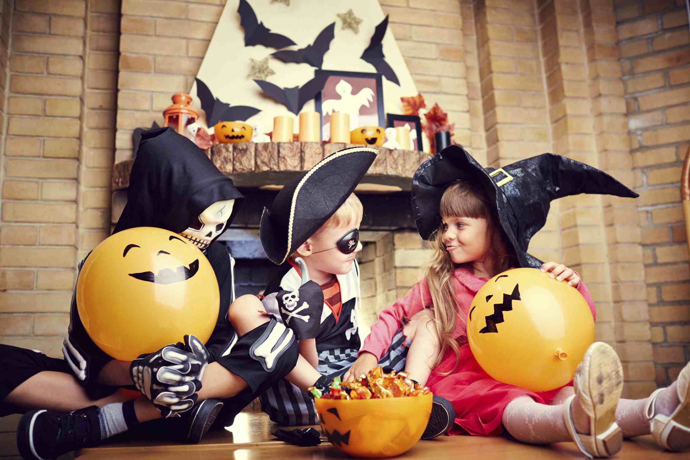 Kid Friendly Halloween Party Ideas That Aren T Scary