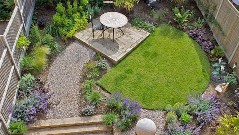 15 Garden Layout Ideas for Your Yard on Garden Patio Designs And Layouts id=27387