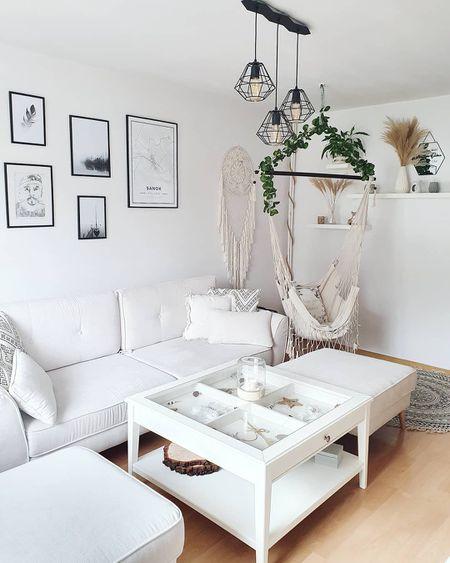 Scandinavian Living Rooms To Spark Ideas