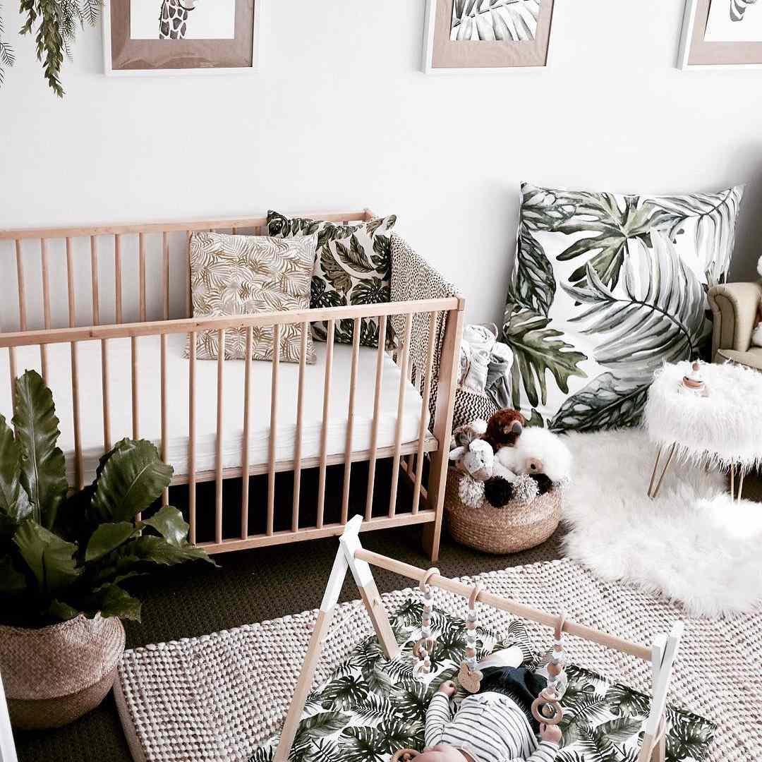 15 Adorable Animal Themed Nursery Ideas