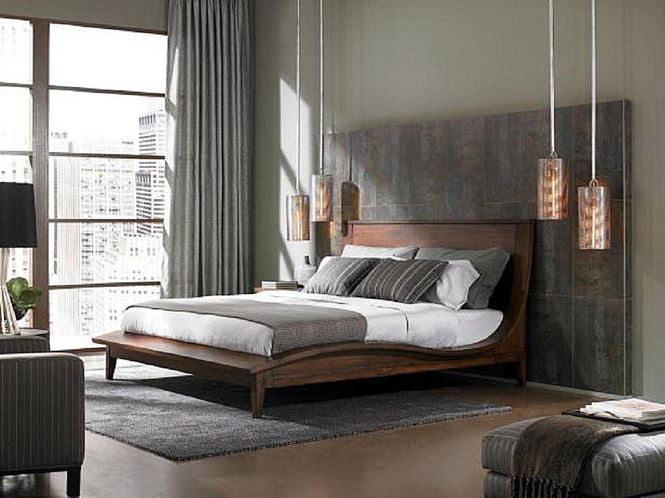 8 Stylish Minimalist Bedrooms With Personality on Bedroom Minimalist Ideas  id=50489