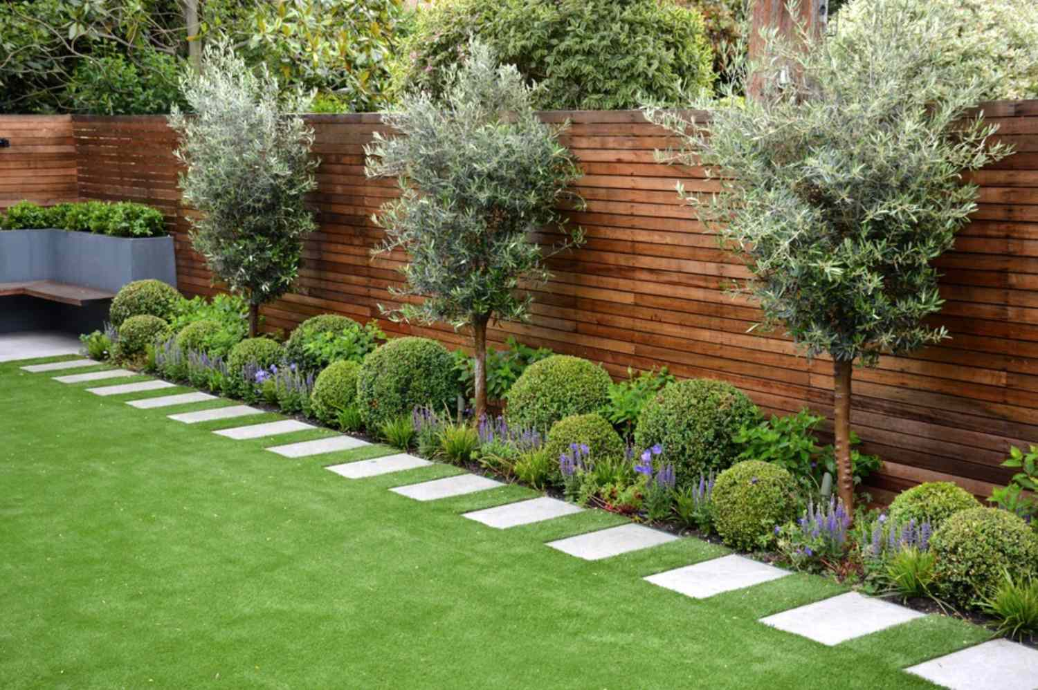 49 Backyard Landscaping Ideas to Inspire You on Modern Landscaping Ideas For Small Backyards  id=49407